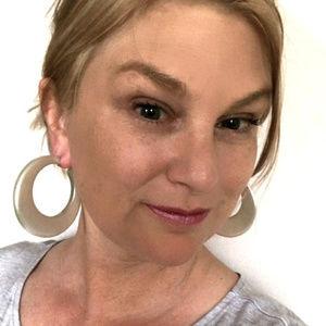 Leetie Lovendale Jewelry - Mint Green Pearl Huge Deco Statement Hoop Earrings